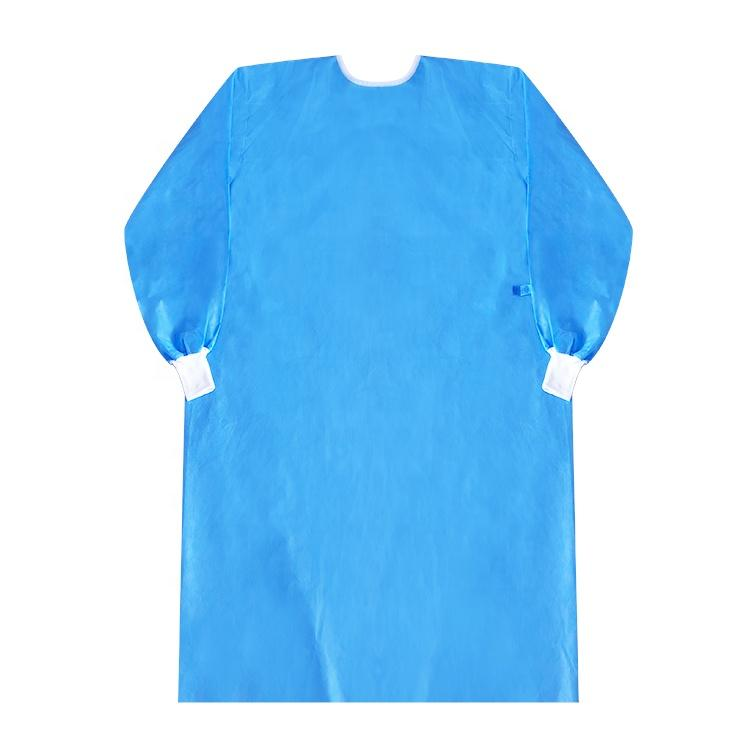SMS isolation suit AAMI disposable coverall suit