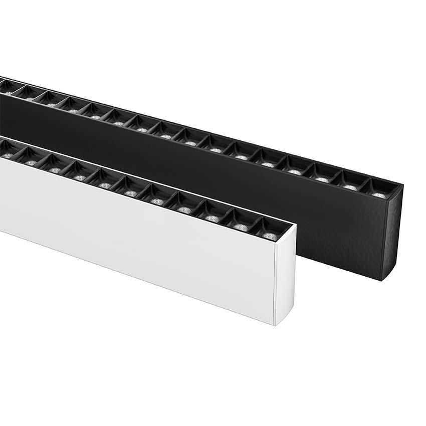 Factory Price Aluminum Recessed Linkable LED Linear Light Manufacturer