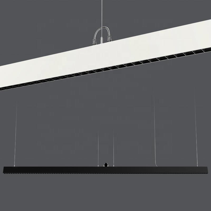 2020 Hot Seller CE Office Anti-glare 30W0-10V Dimming, Downwards light only LED Linear Light