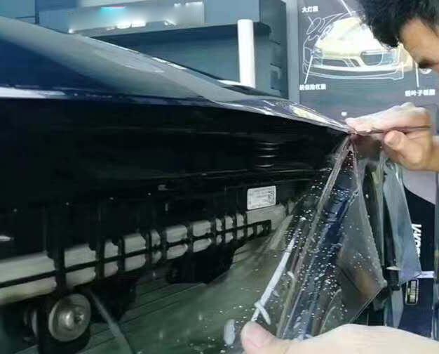 high quality Anti-UV Self repair clear bra TPU paint protection film car PPF