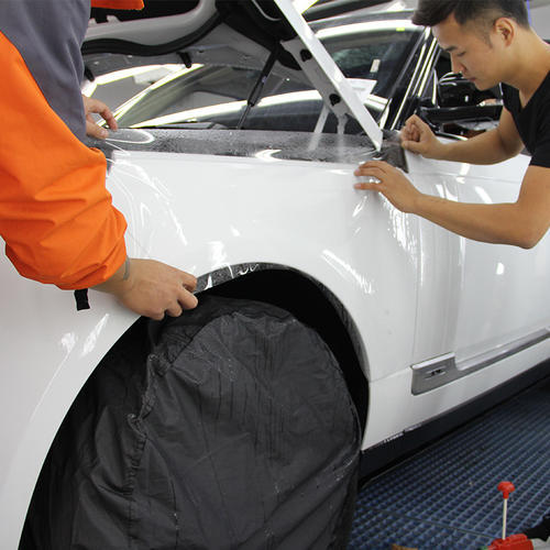Auto-Repair Anti Scratch TPU Car Paint Protection Film
