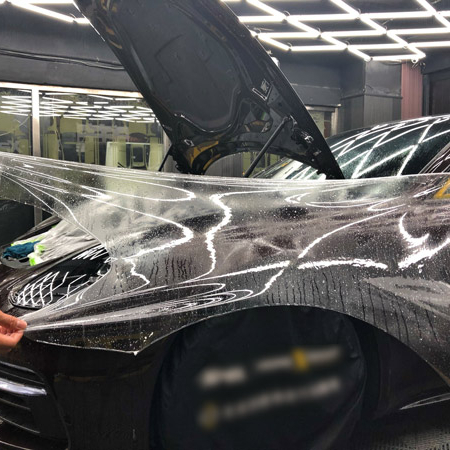 Anti Scratch car wrap TPU PPF Paint Protection Film