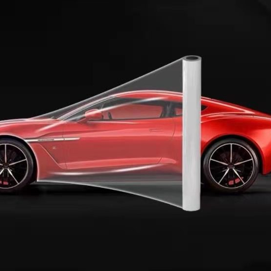 car Paint Protection Optically Clear Adhesive Film PPF