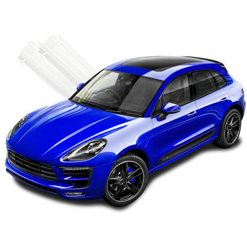 anti scratch Car paint protection film clear PPF