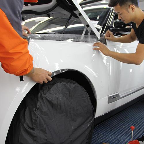 auto repair anti scratch TPU PPF clear bra paint protection film