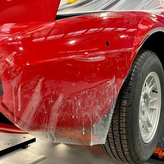 car wrap film TPU PPF car paint protection film