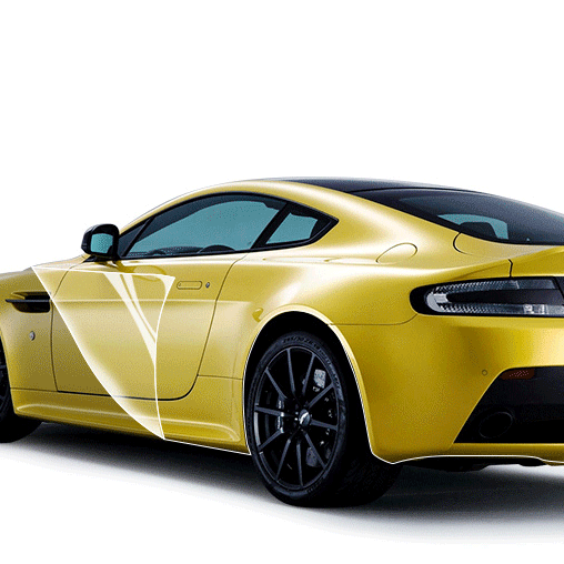 PPF factory auto repair high end TPU Car Paint Protection Film