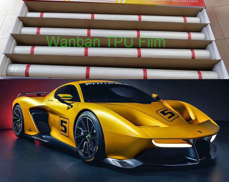 car wrap PPF paint protective film