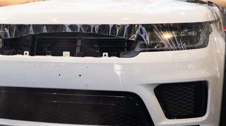 automotive paint protective film