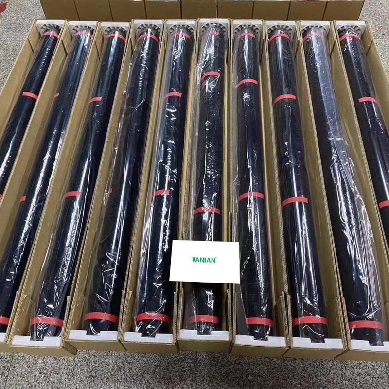 WANBAN-LSU04 TPU-dark black 5 years guarantee Lubrizol Material Ashland glue paint protection film