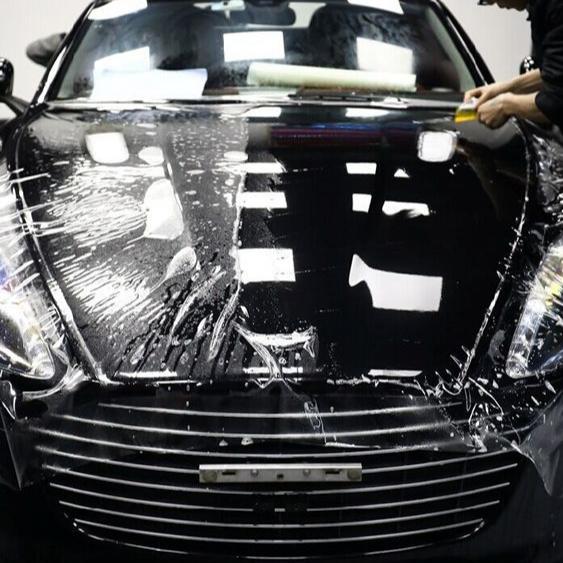 TPU anti scratch Self-healing Invisible Car Paint Protective film TPU PPF