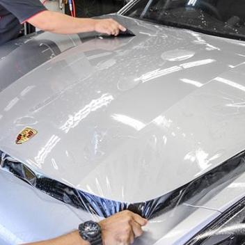 WANBAN-LSU04|TPU-WTransparent HD 6 years guarantee Lubrizol MaterialAshland glue paint protection film