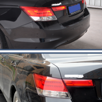 Vland factory car taillights for Accord 2008-2013 LED tail lights plug and play