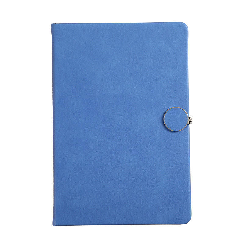 product-A5 Personalized Hardcover Books Special Writing Books Hardcover Elastic Closure PU Leather N-1