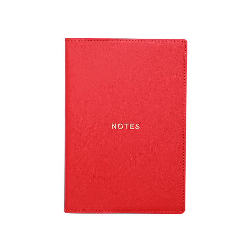 product-Cheap A5 Soft Cover Children Book Printing Antique Book Binding PU Leather Business Note Boo-1