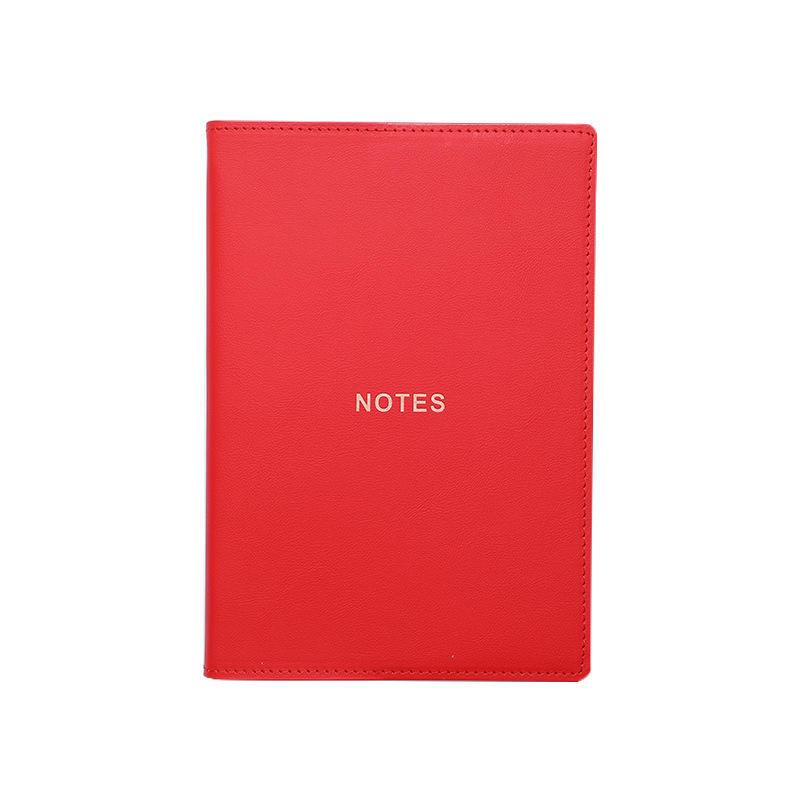 product-Dezheng-Customizable Wholesale Journal Antique Book Binding PU Leather Soft Cover Book Bindi-1