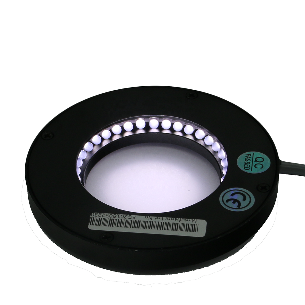 Affordable High Power Machine Vision Integrator LED low angle Ring light high quality cheap led lamp for industry inspect