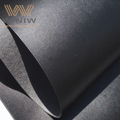 Shoe Upper Leather Synthetic Leather Fabric for Shoe Upper