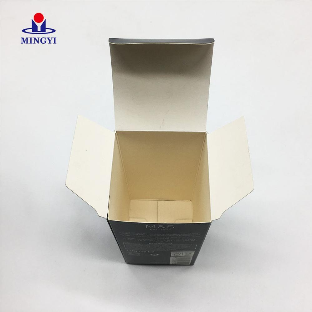 Empty Eyelash Clear Gift Box Custom Perfume Lipstick Set Bottle Acrylic Bag Luxury Cosmetic Paper Packaging