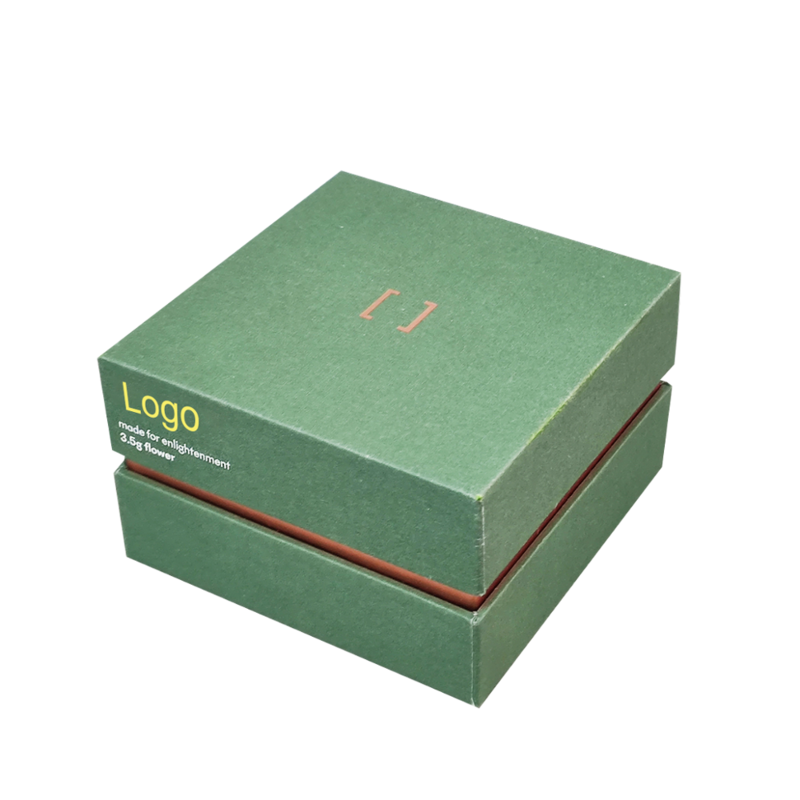 Custom Factory Cosmetic Serum Set Paper Gift Packaging Box With Logo