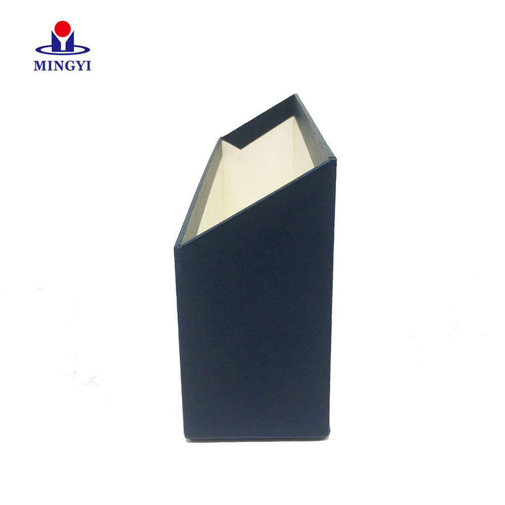 Folding Neck Mask Paper Cosmetic Packing Silver Card Bags Cheap Wholesale Eyelash Packaging Box With Applicator