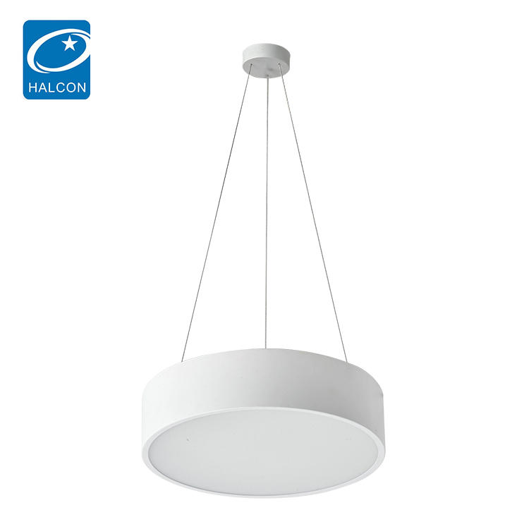 Energy saving high quality plastic shell 24w 30w 36w 48w led ceiling light