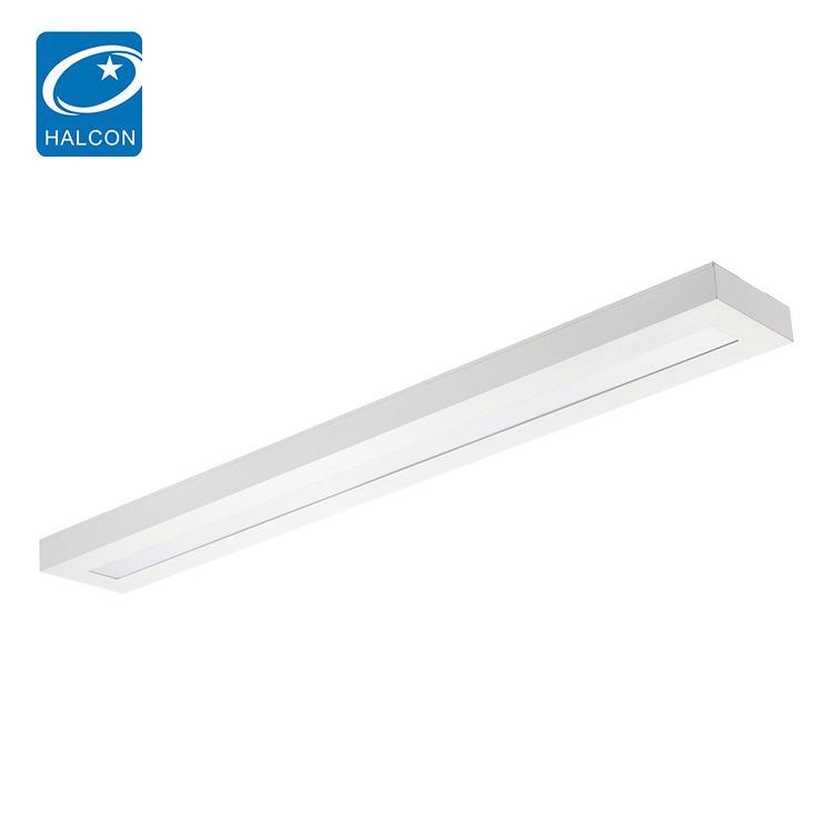 Wholesale 40w 50w industrial linear led lighting fixturetube batten light