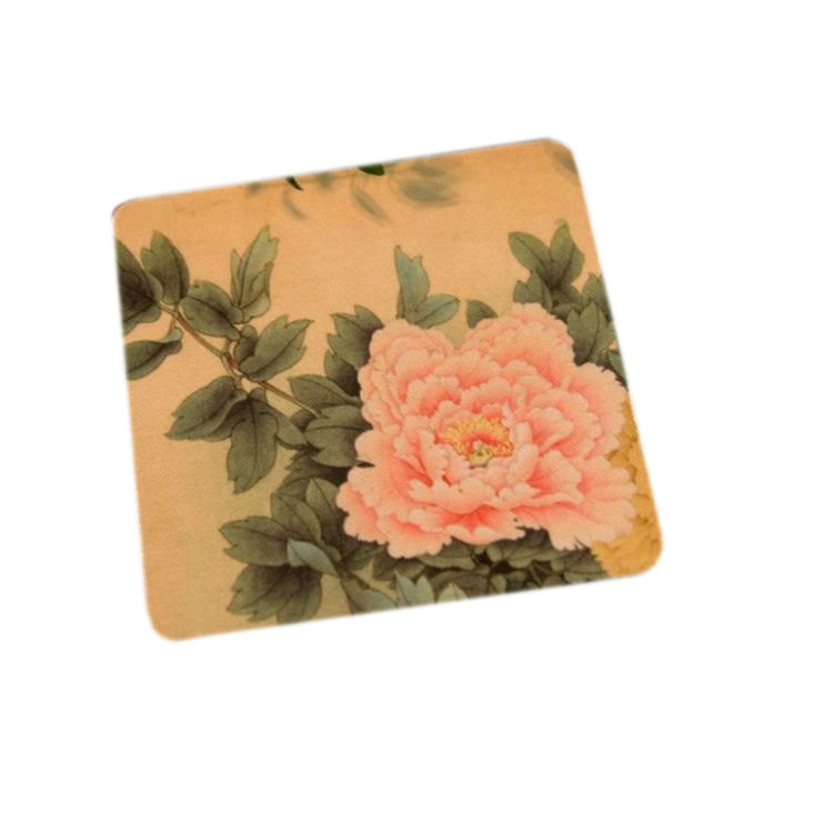 Tigerwings 2020 cheap wholesale mini table mats custom ceramic printed coaster for sofa