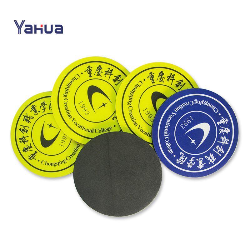 Silicone High Quality EVA Vinyl Record Coaster / Cup Mat / Cup Pad