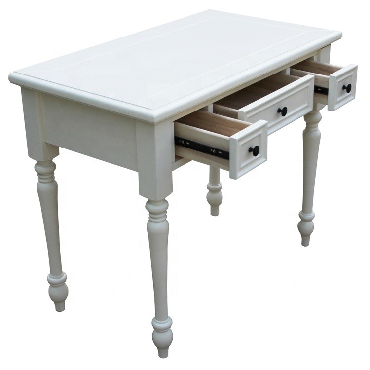 Executive wooden office executive art desk simple and practical modern woodcut table