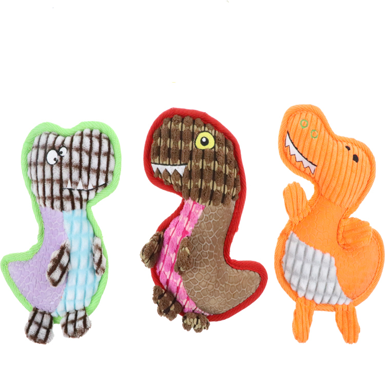 Funny pet toys squeak plush toys China pet toy factory OEM custom