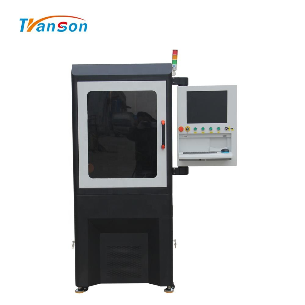 600X600 Working Area CO2 Dynamic Laser Marking Machine Wirh USA Synrad 60W RF Tube