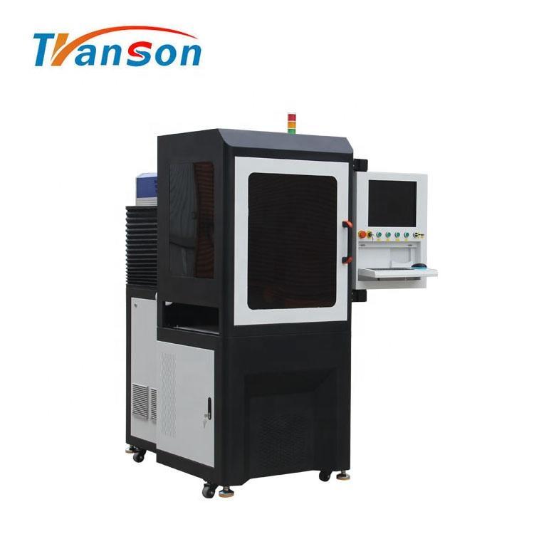 DAVI 60W Large Format Dynamic Focusing Co2 Galvo Laser Marking Machine