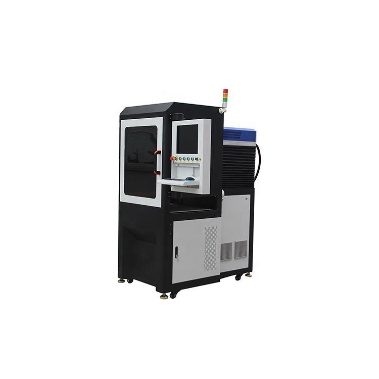USA Synrad 600X600mm dynamic focusing system CO2 laser marking machine