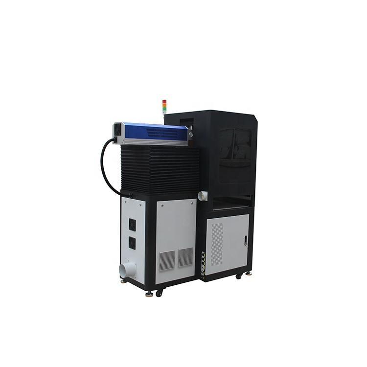 Dynamic big format rf tube Non-metal CO2 laser marking machine