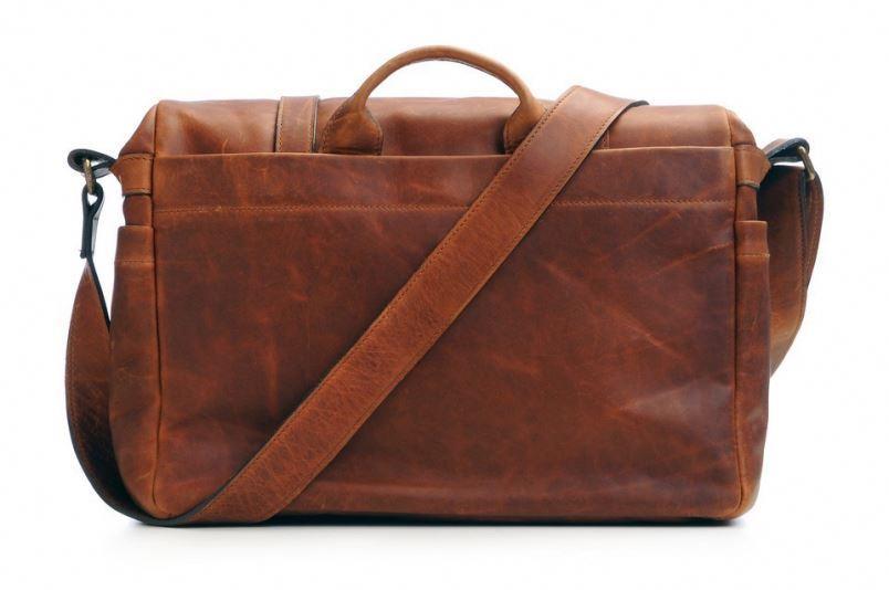 New Design leather bag mens messenger bag