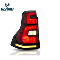 China VLAND Factory for Prado FJ150 taillight for 2011-2018 for Land Cruiser Prado LED tail light wholesale price