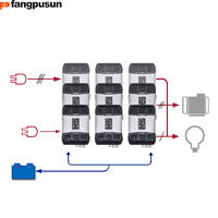 Solar Energy System on / off Grid Power Inverters / Charger Xtm4000-48