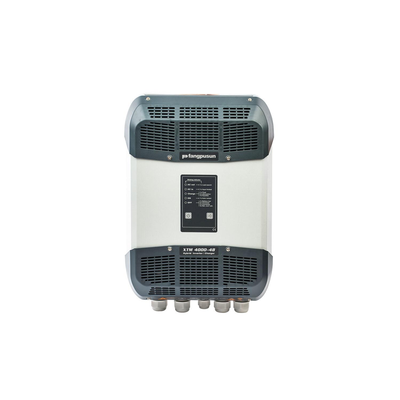 Studer Xtender Hybrid Inverter / Charger Xtm4000-48 with Rcc-03 Remote Control, Bsp-500 Battery Processor
