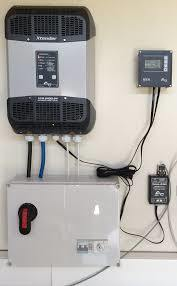 Steca Studer Xtender Xtm3500-24 Pure Sine Power Inverter 24V 3500W