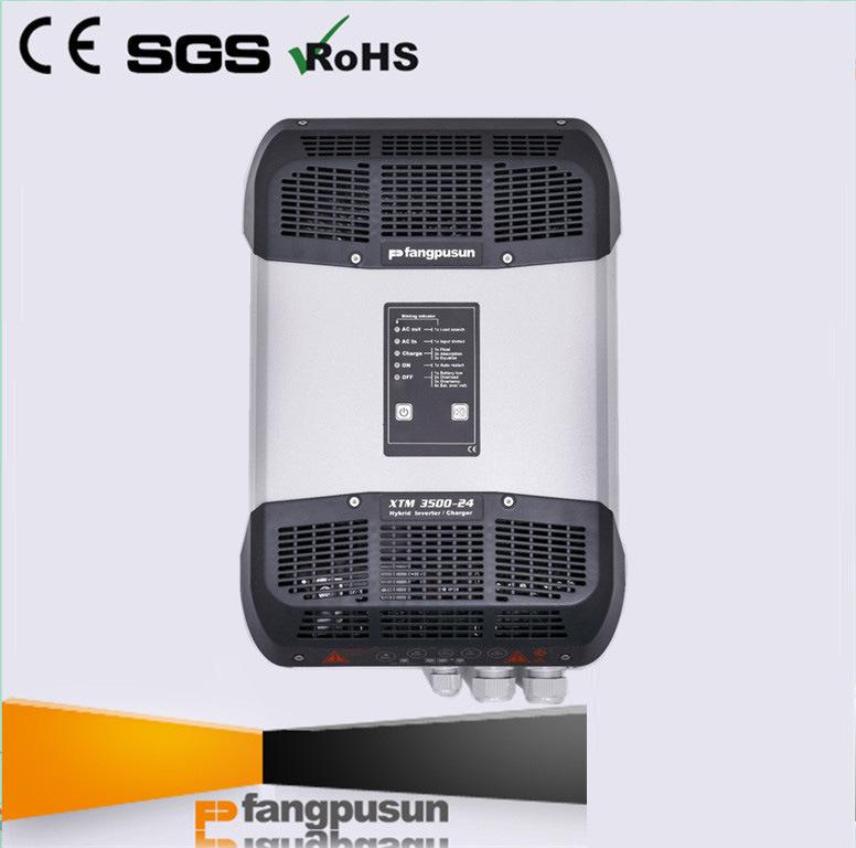 Fangpusun Xtm2400-24 Power Inverter 24V 2400W DC to AC Converter for Car