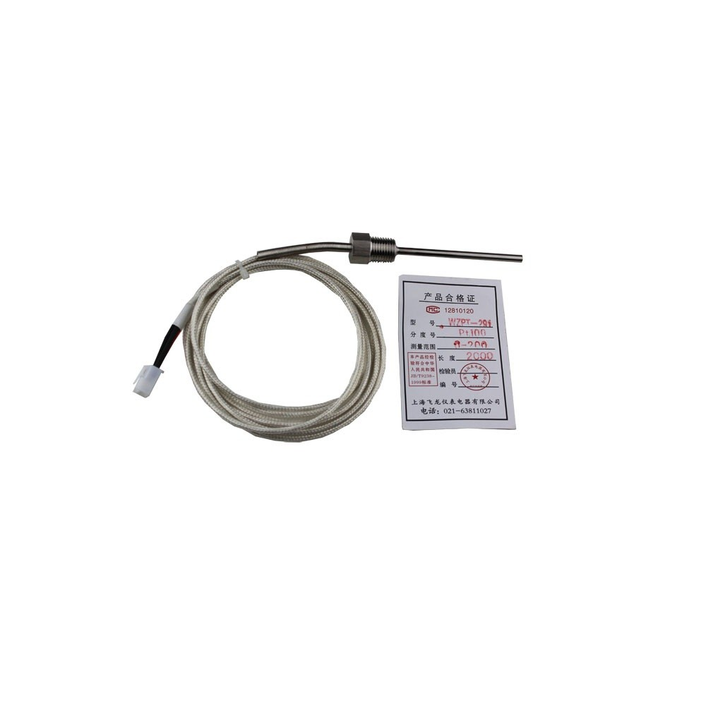 WZPT-291 pt100 rtd with compensation cable of the thermal resistor