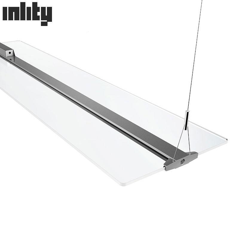 INLITY PDX30 transparent light flat LED panel lamp