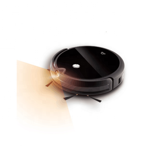 New Design Customized Control Water Tank Robot Vacuum Cleaner For Home Cleaning