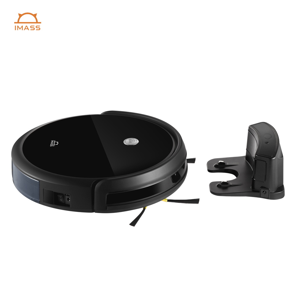 New Design Low Noise Automatic Electric Control Water Tank Robot Vacuum Cleaner For Home Cleaning
