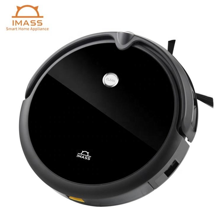Mini Toner Stick Robot Vacuum Cleaner Home Aspirapolvere CE FCC Stofzuiger Robot Vacuum Cleaner