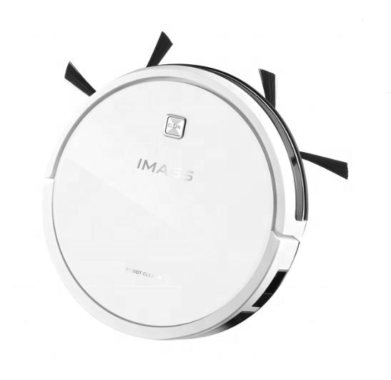 Factory Foor Disposable Sale Wifi Remote Control SmartRobot Vacuum