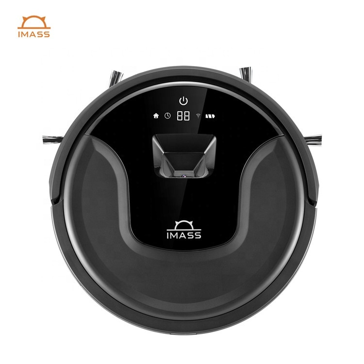 Commercial Cleansebot Household Smart Robot Vacuum Cleaner Auto Mini Robotic Robot Vacuum Cleaner