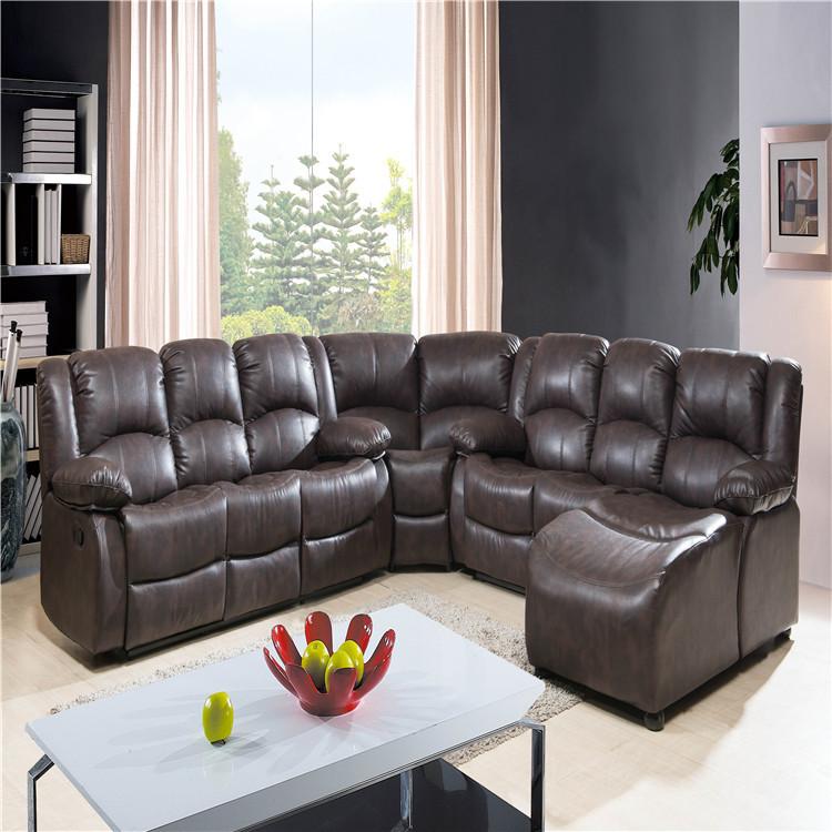 2019corner sofa living room sofa recliner sofa set with chaise