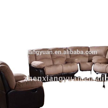 living room sofas furniture modern fabric recliner sofa sectional sofas